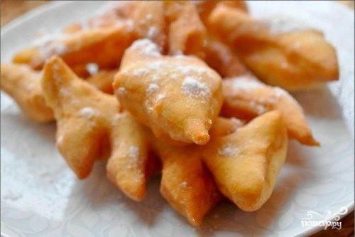 Вергуны от Ивашки – кулинарный рецепт