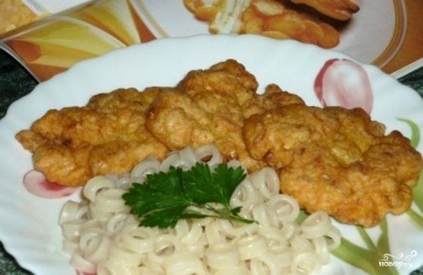 Котлеты по-албански из курицы