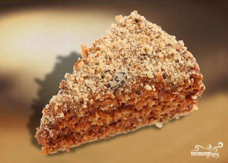 торт пища богов рецепт пошагово