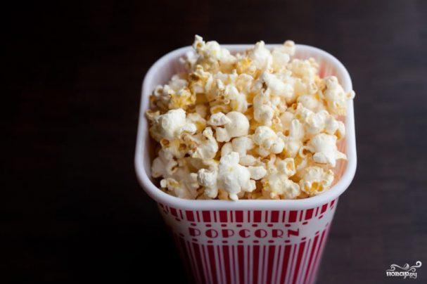 Домашний попкорн