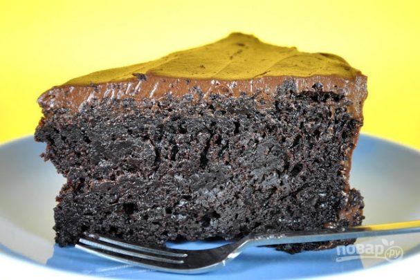 """Мокрый"" торт"