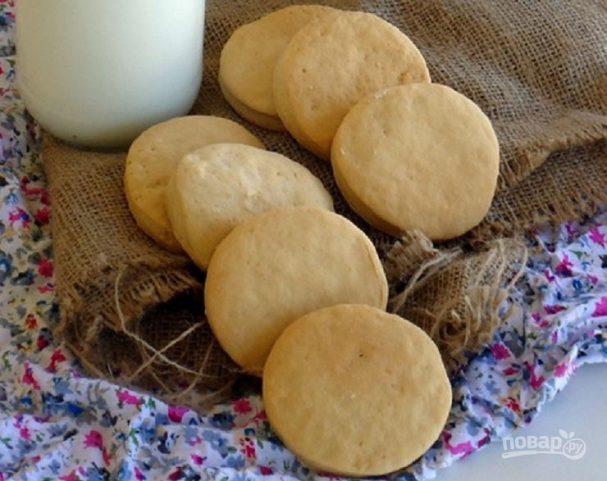 Домашнее печенье простое