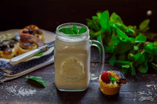 Классический молочный коктейль