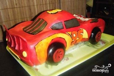 """Торт """"Машина"""""""