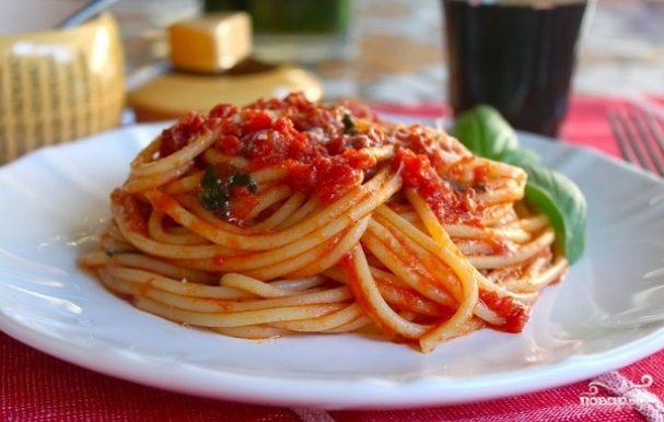 Соус для итальянской пасты