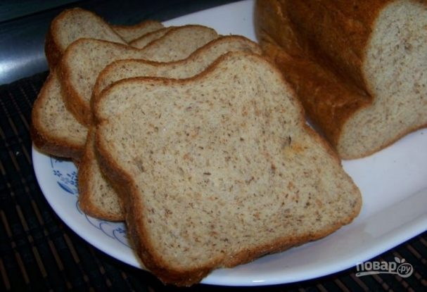 "Хлеб для хлебопечки ""Мулинекс"""
