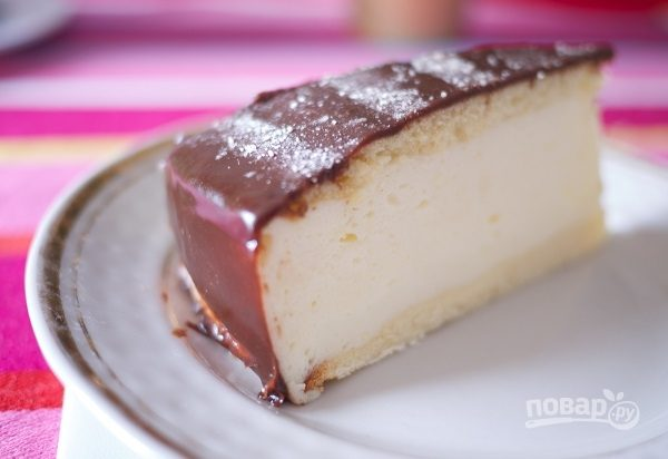 "Торт ""Птичье молоко"" классический"