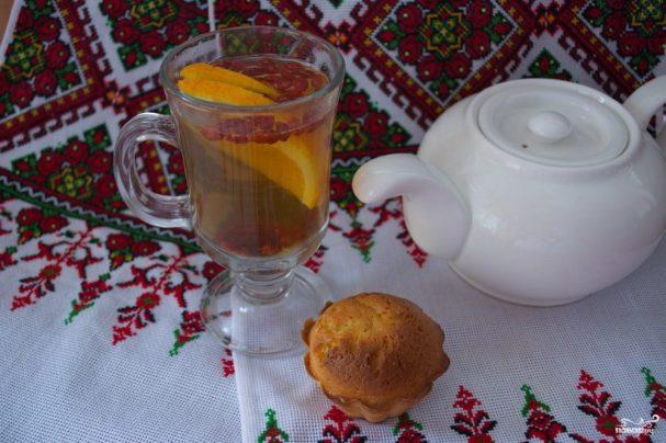 Жиросжигающий чай