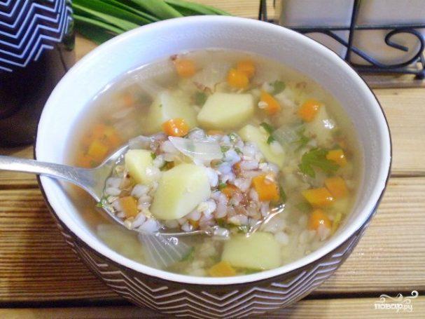 диетический рецепт супы