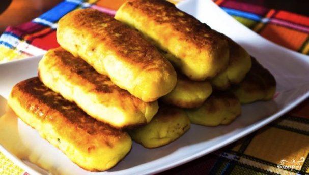 рецепт приготовления картофельного рулета в духовке