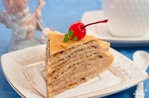 Римский пирог слоеный