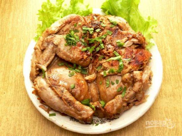 Цыпленок тапака (или табака)