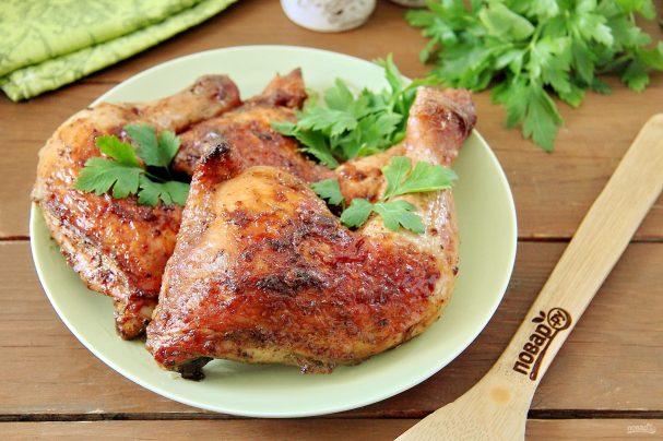 Маринад для куриных окорочков