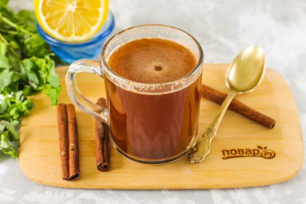 Чай для похудения с корицей