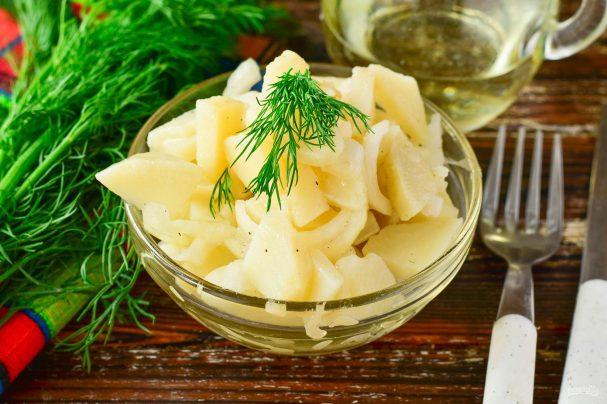 Швабский салат