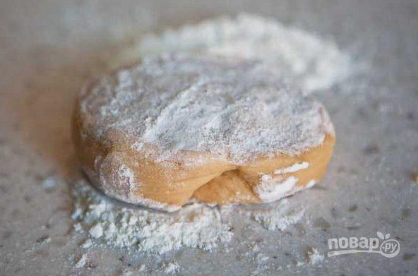 Бездрожжевое тесто для пирожков на воде