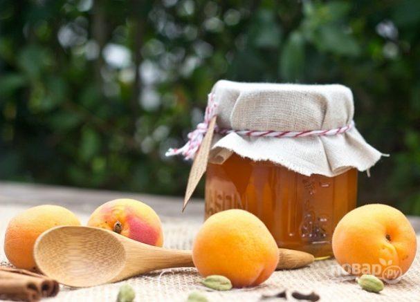Варенье из абрикосов со специями