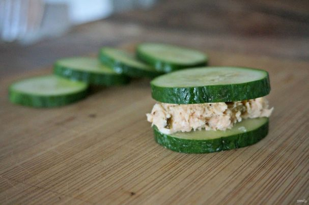Вкусный простой салат