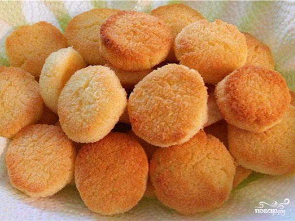 рецепт вкусного домашнего печенья на сковороде