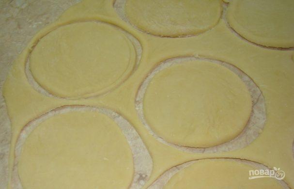 Тесто для вареников с капустой