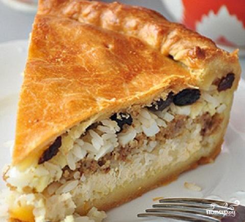 Татарский пирог Губадия