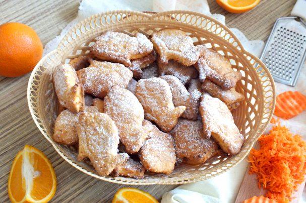 Печенье из морковного жмыха