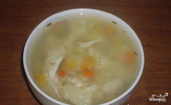 Суп из карпа