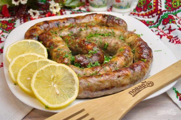 Еврейская колбаса