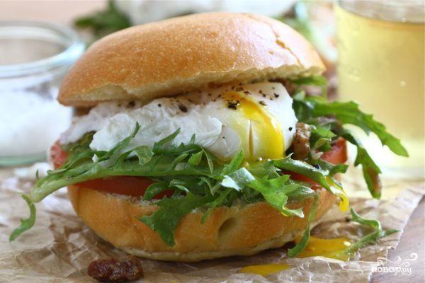 Гамбургер из свинины рецепт — pic 10