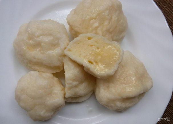 как приготовить сырники из творога-варенные в воде
