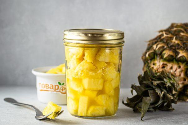 Квашеный ананас