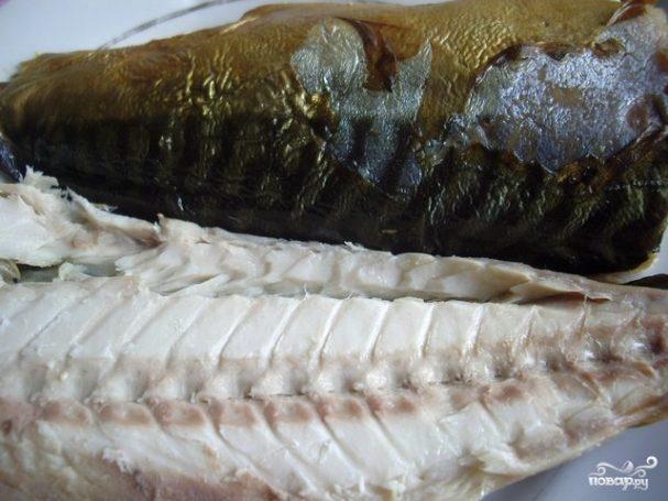 """Рыба копченая в мультиварке """"Редмонд"""""""