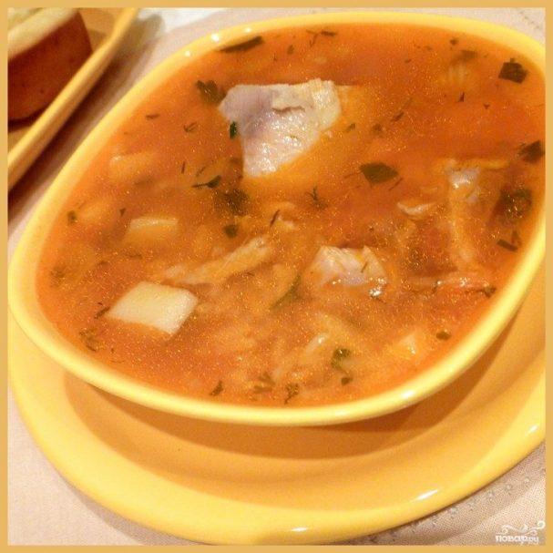 Суп из сома