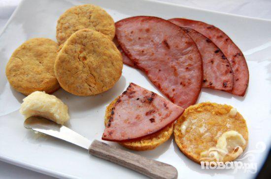 Печенье из сладкого картофеля