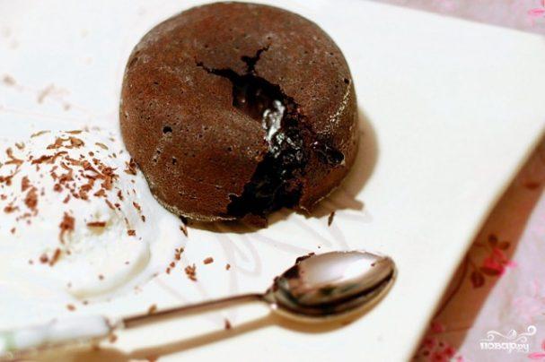 Брауни с мороженым - пошаговый рецепт с фото на