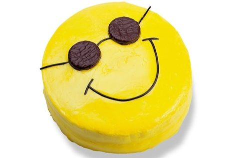 "Торт ""Желтый"""