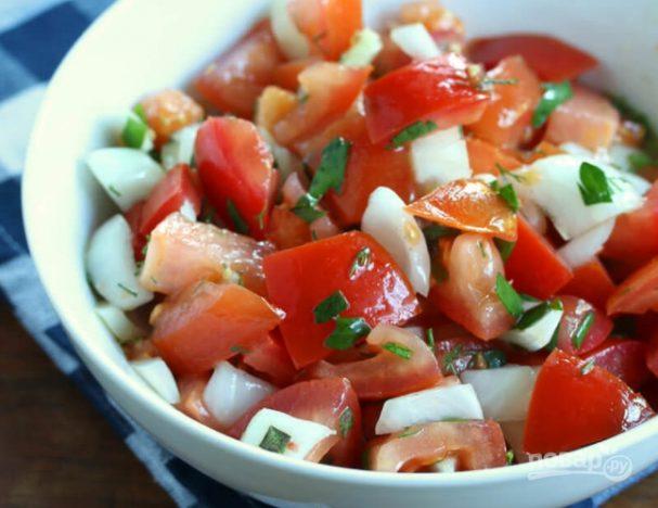 Обычный салат