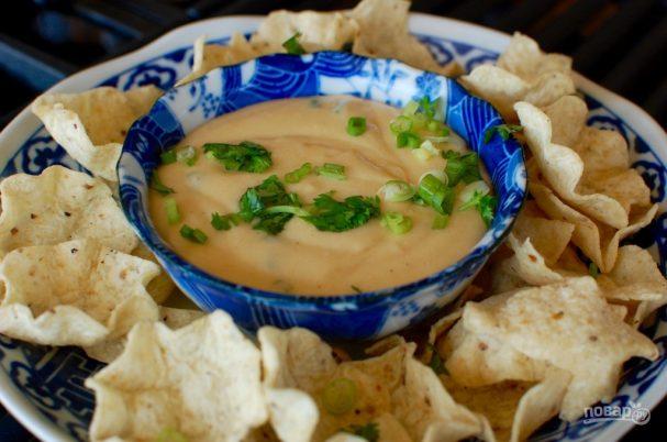 Мексиканский сырный соус