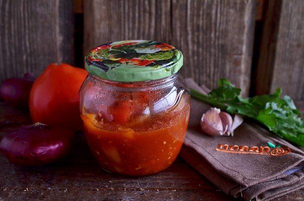 Рецепт лечо из помидор