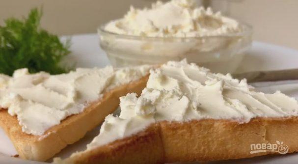 """Сыр """"Филадельфия"""" (легкий и вкусный рецепт)"""