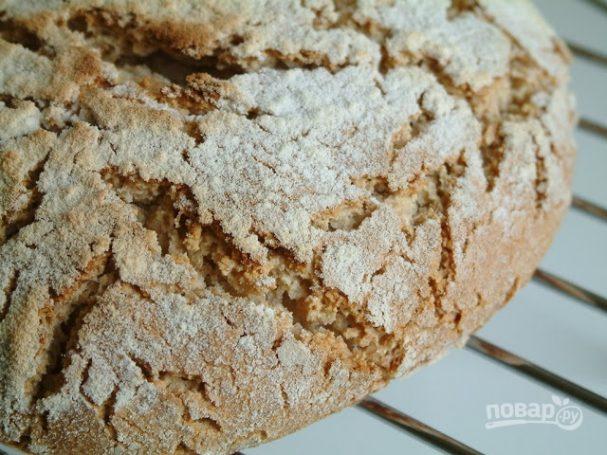 Пресный хлеб