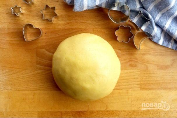 Песочное тесто для закусочных пирогов