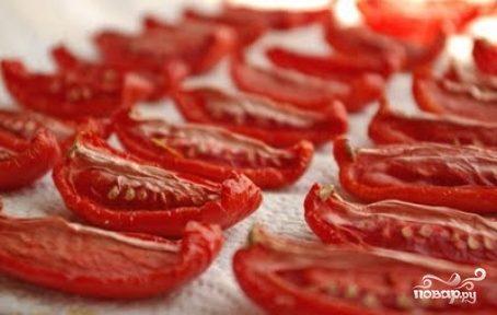 Сушеные помидоры