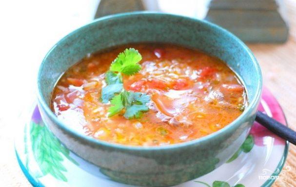 рецепт супа харчо из свинины с фото