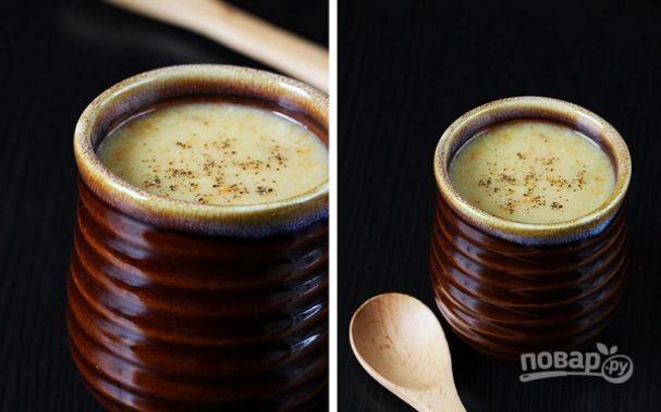 Мунг дал (индийский суп)