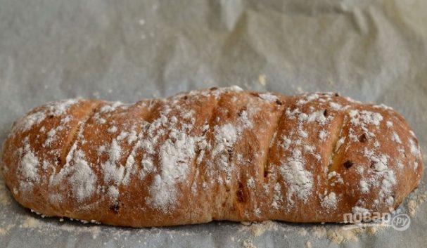 Луковый хлеб классический