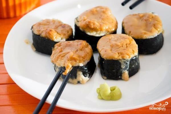 соус для запекания суши рецепт