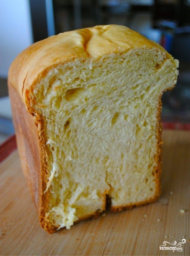 Бриошь в хлебопечке