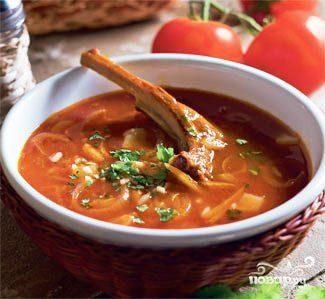 рецепты кулинария вкусная еда с любовью харчо сбаранины