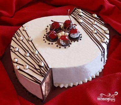 торт лолита рецепт